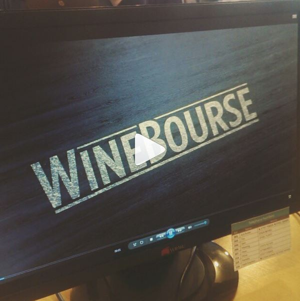 Our videographer has created a beautiful video introduction for winebourse