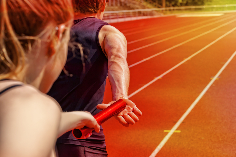 Make Your Sales Team 50% More Effective with the Marketing Baton Pass